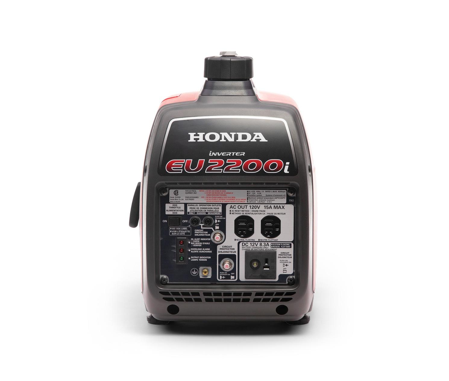 Honda Génératrices EU2200iTC 2021