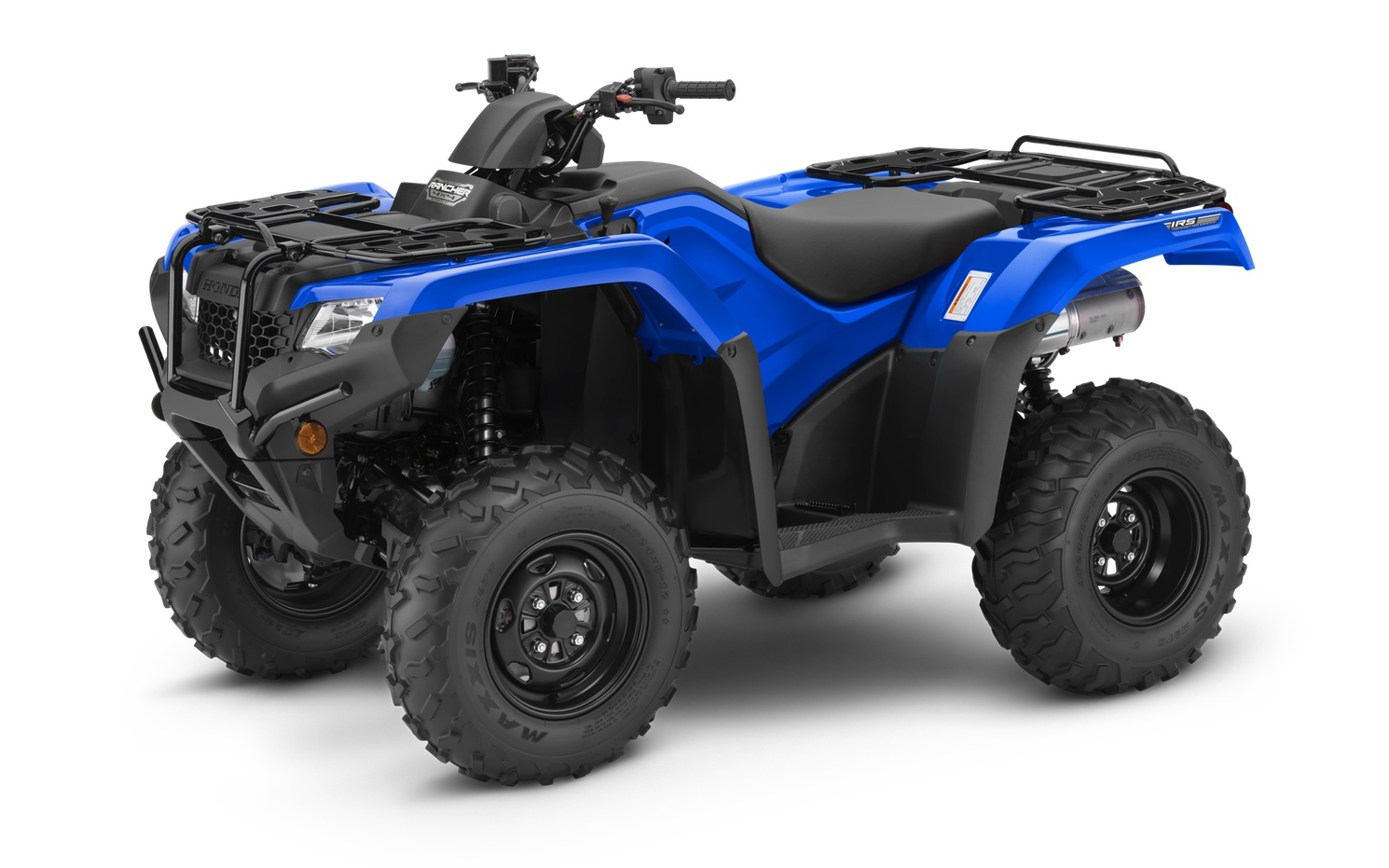 Honda TRX420 DCT IRS EPS Bleu Réacteur 2021