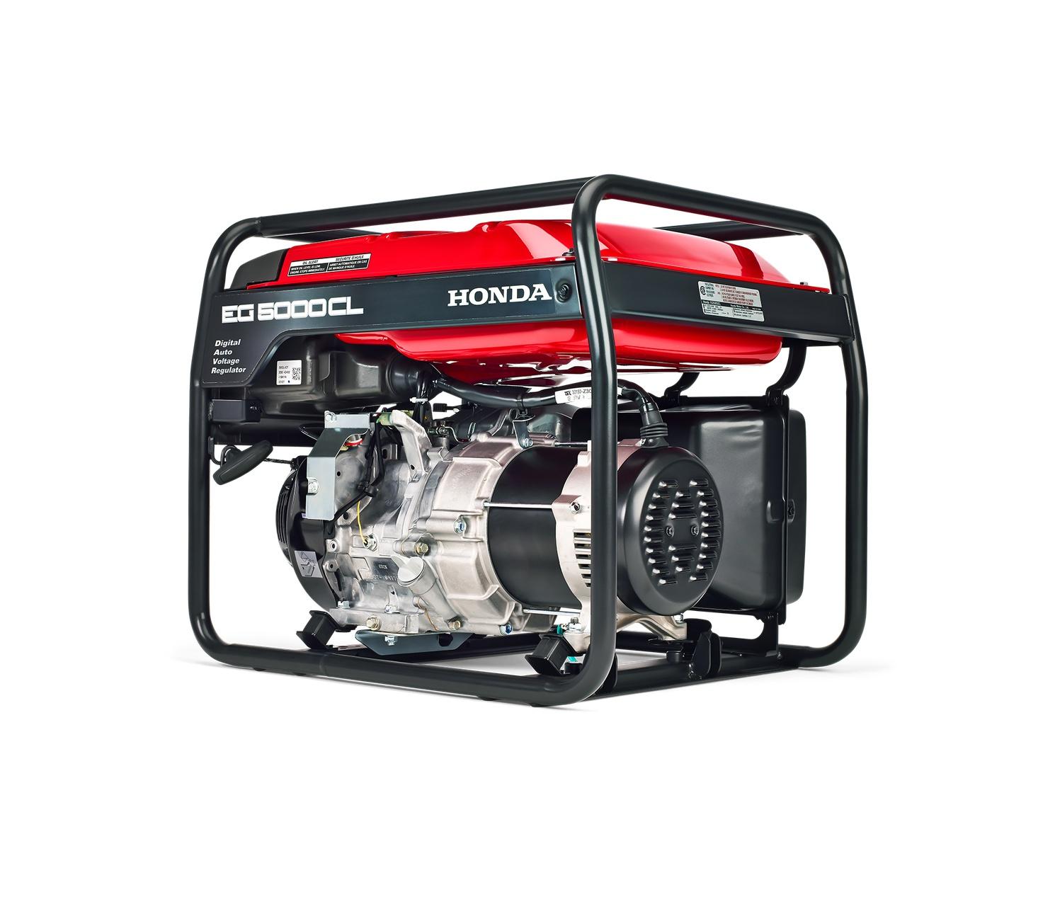 2021 Honda EG5000CT1