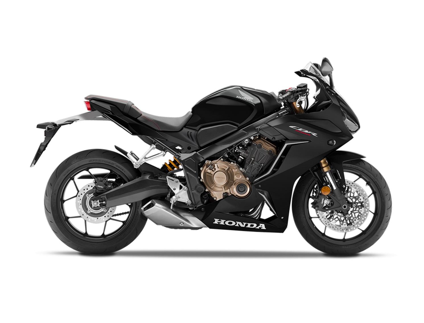 Honda CBR650R  Noir Mat 2021