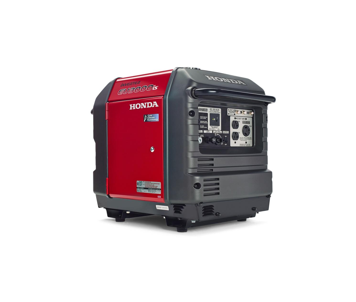 Honda Génératrices EU3000isC4