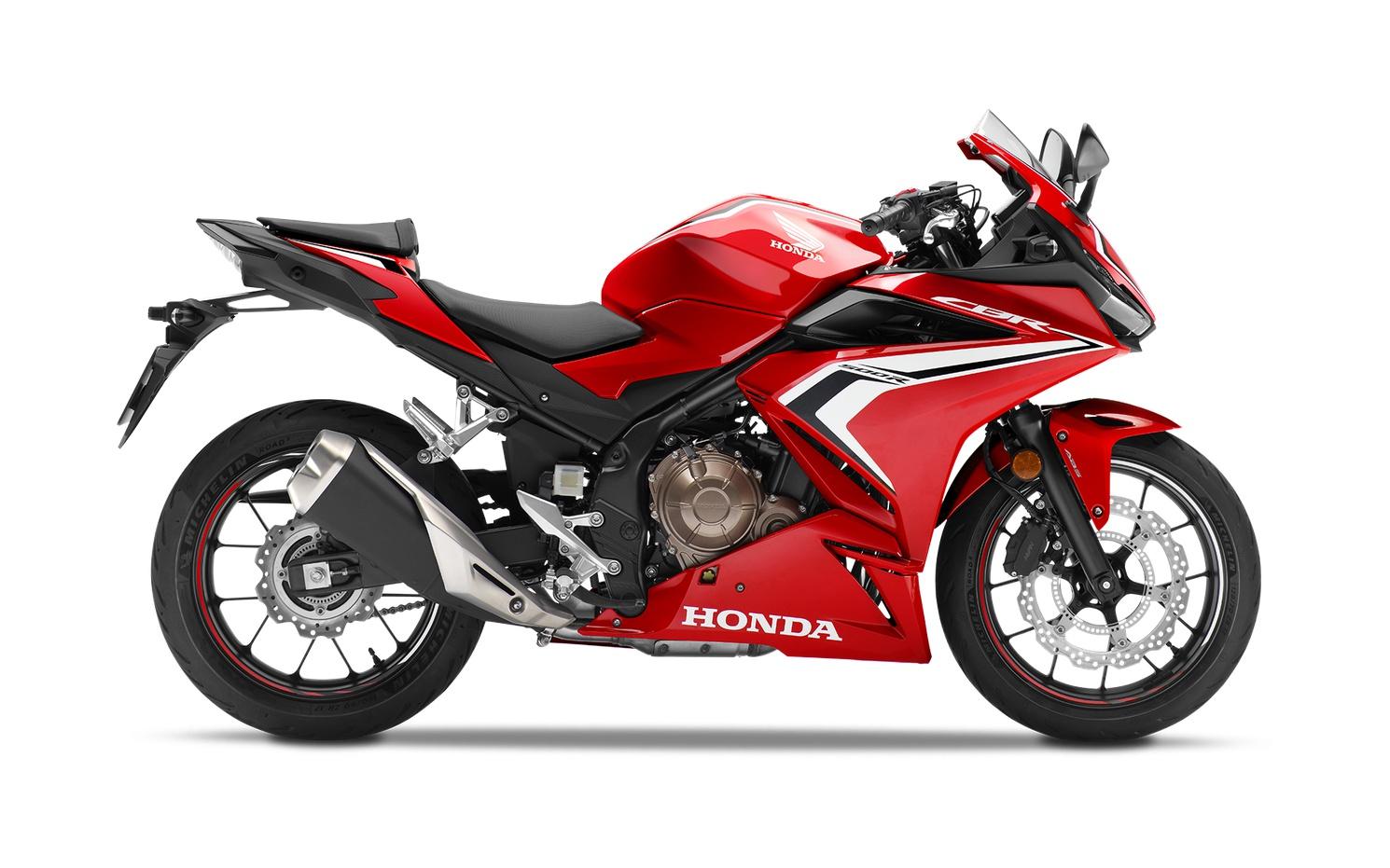 Honda CBR500R  Rouge Grand Prix 2021