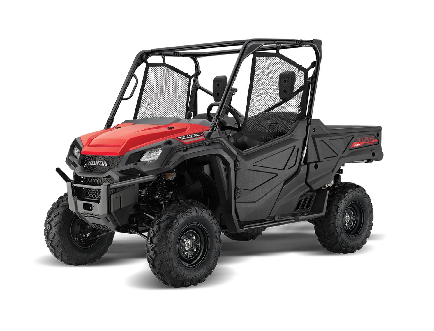 Honda Pioneer 1000-3 EPS  Rouge Patriote 2021