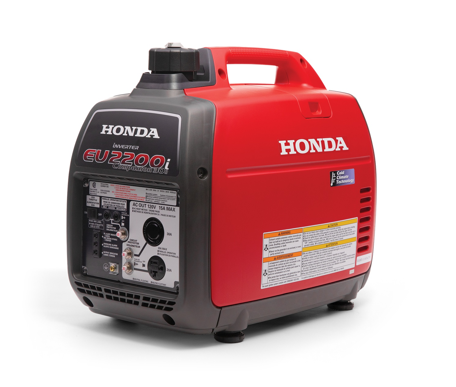 Honda Génératrices EU2200iTC1