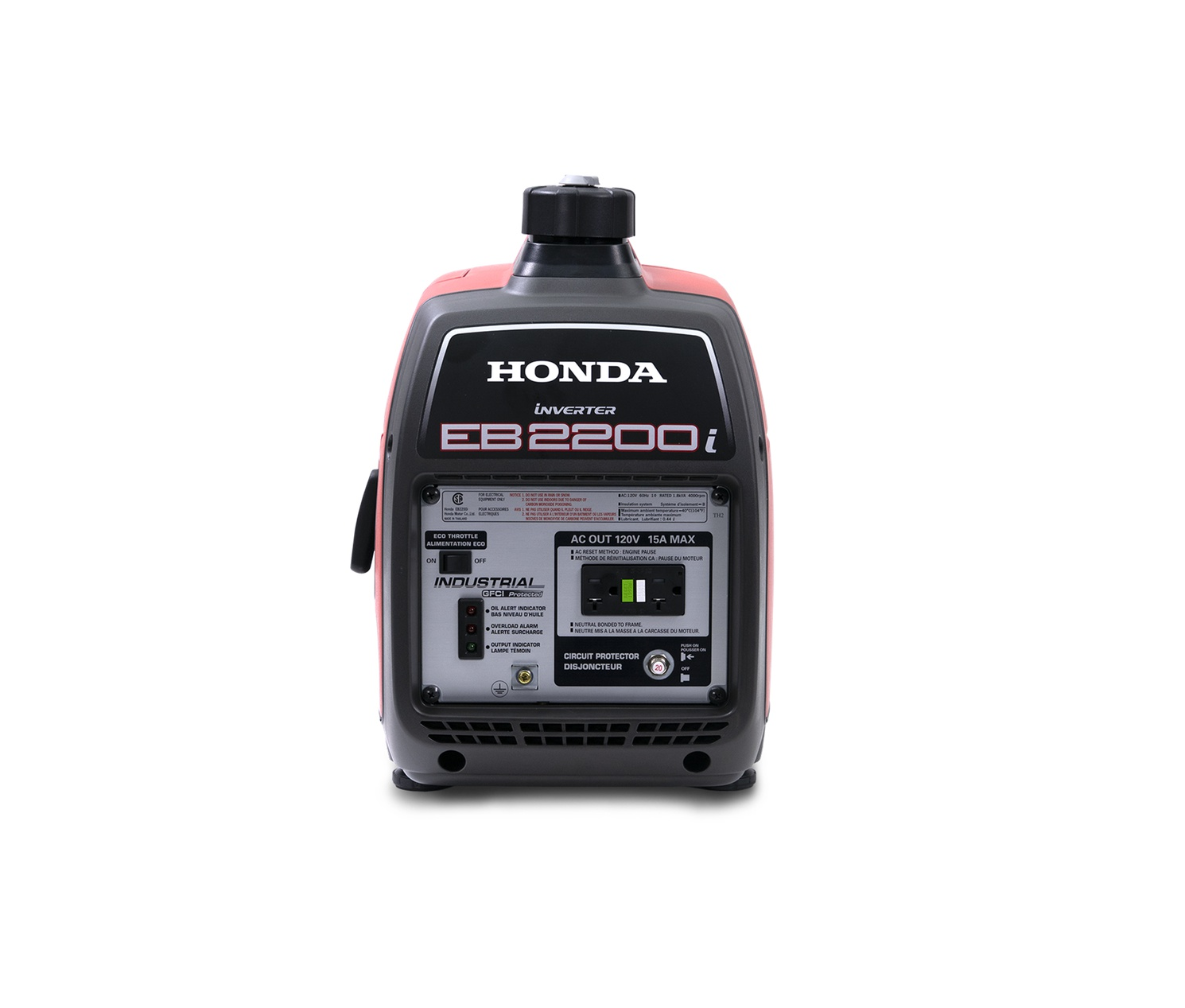 Honda Génératrices EB2200iTC