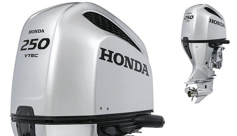 Honda BF250D 2021