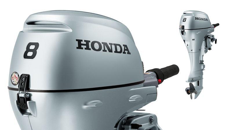 Honda BF8 2021