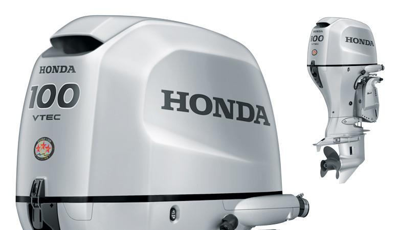 Honda BF100   2021