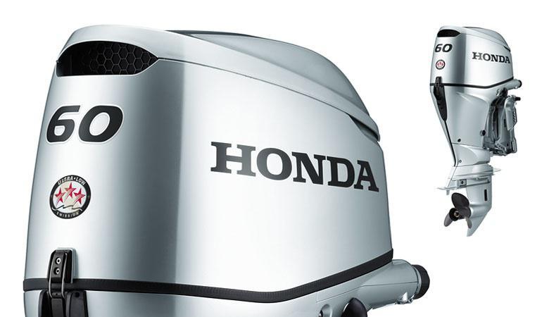 Honda BF60 2021