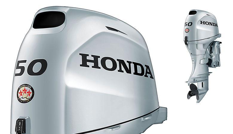 Honda BF50 2021