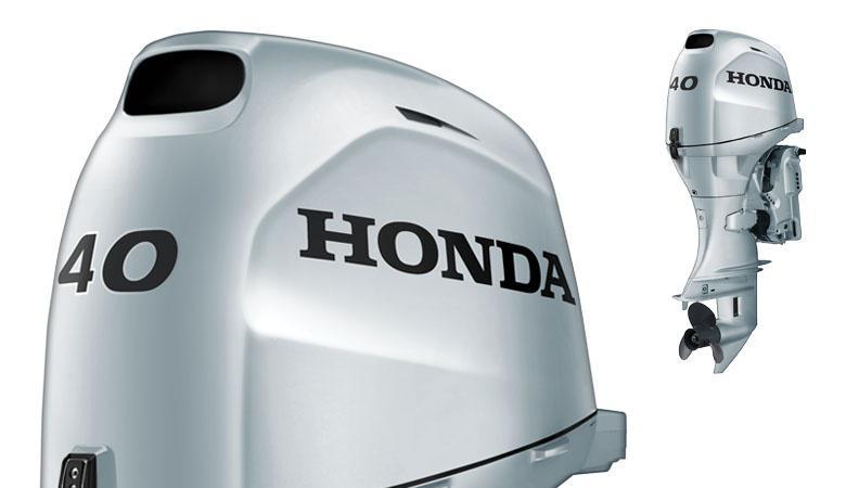 Honda BF40 2021