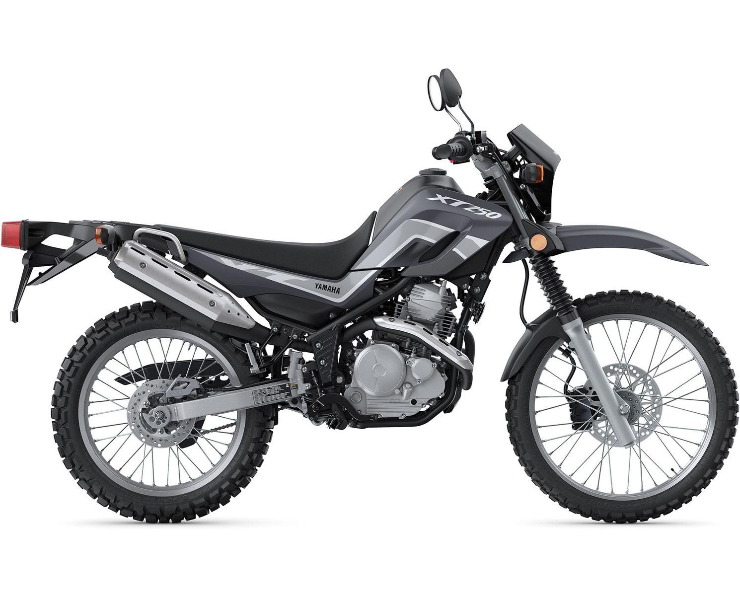 2021 Yamaha XT250 Radical Grey