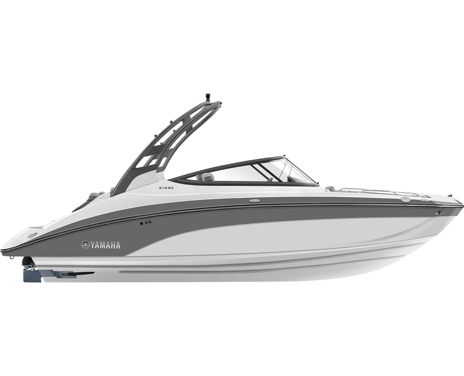 Yamaha 212SE White With Suede Grey