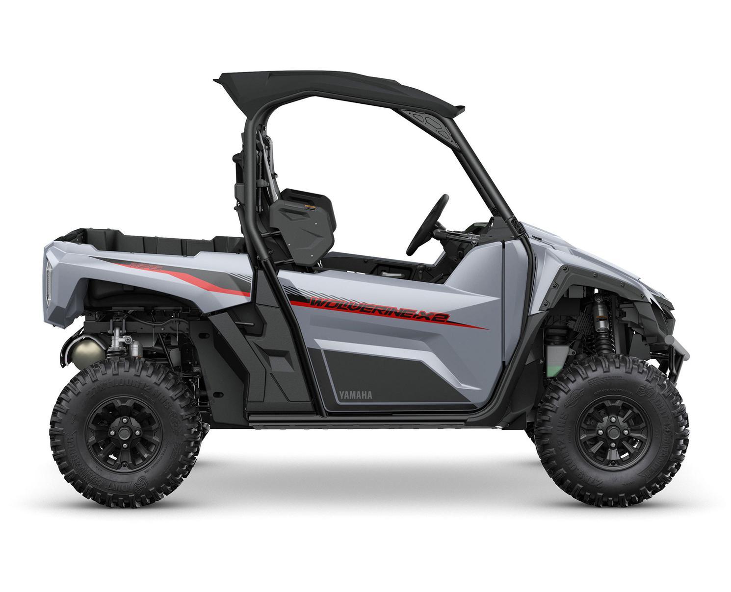 2021 Yamaha Wolverine X2 R-SPEC 850 EPS Armour Grey