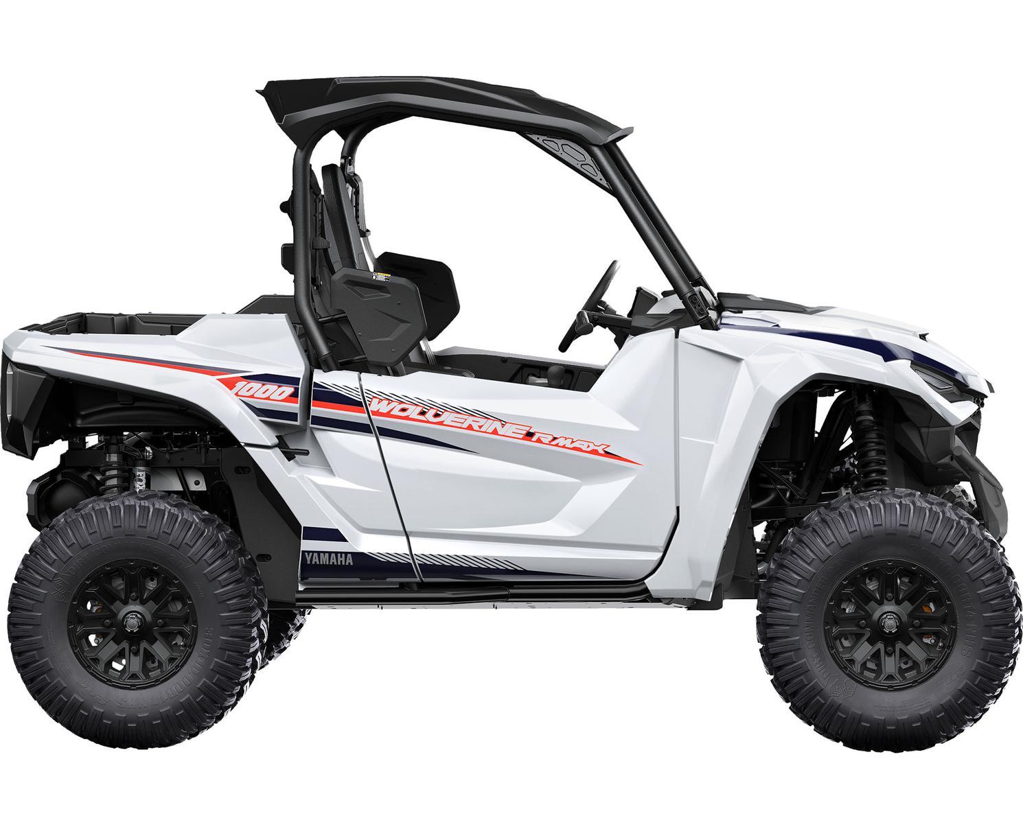 Yamaha Wolverine RMAX2 1000 à DAE Blanc Alpin 2021