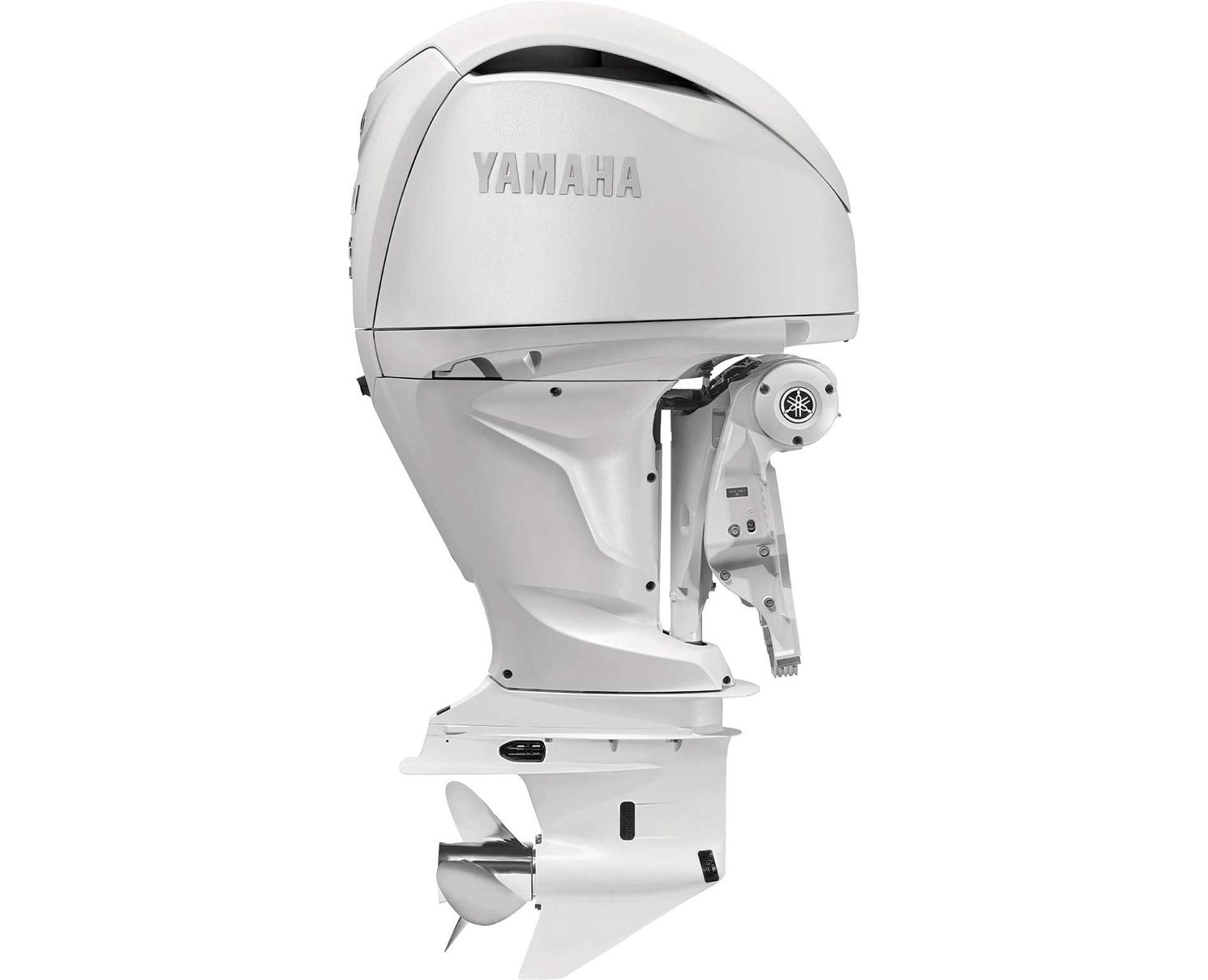Yamaha F300B White