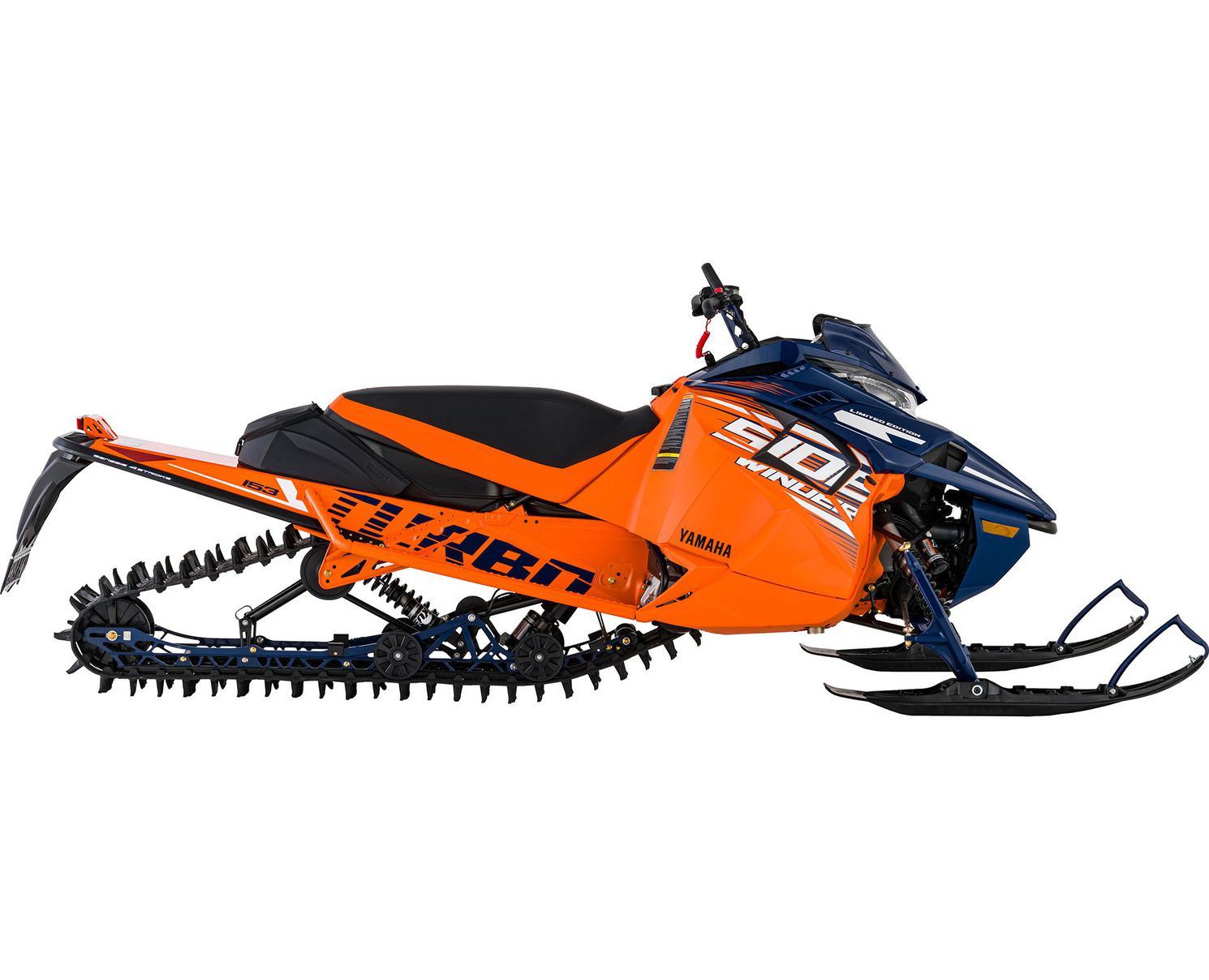 Yamaha Sidewinder B-TX LE Bleu/Orange 2021