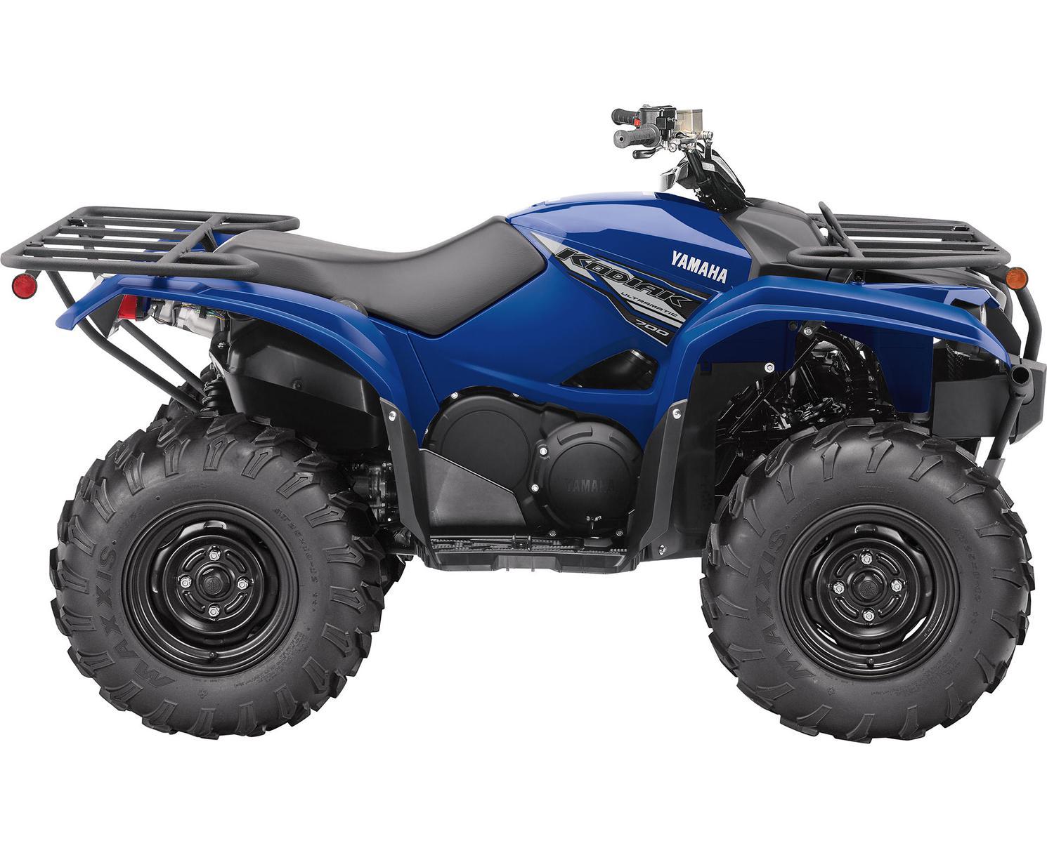 Yamaha Kodiak 700 Bleu De L'Écurie Yamaha 2021
