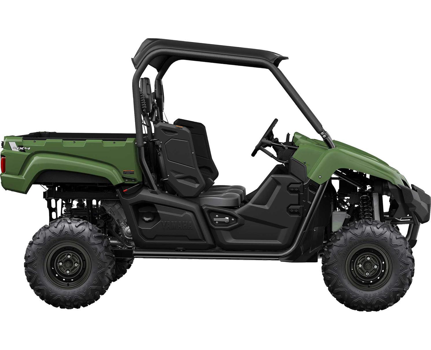 2021 Yamaha Viking EPS Tactical Green