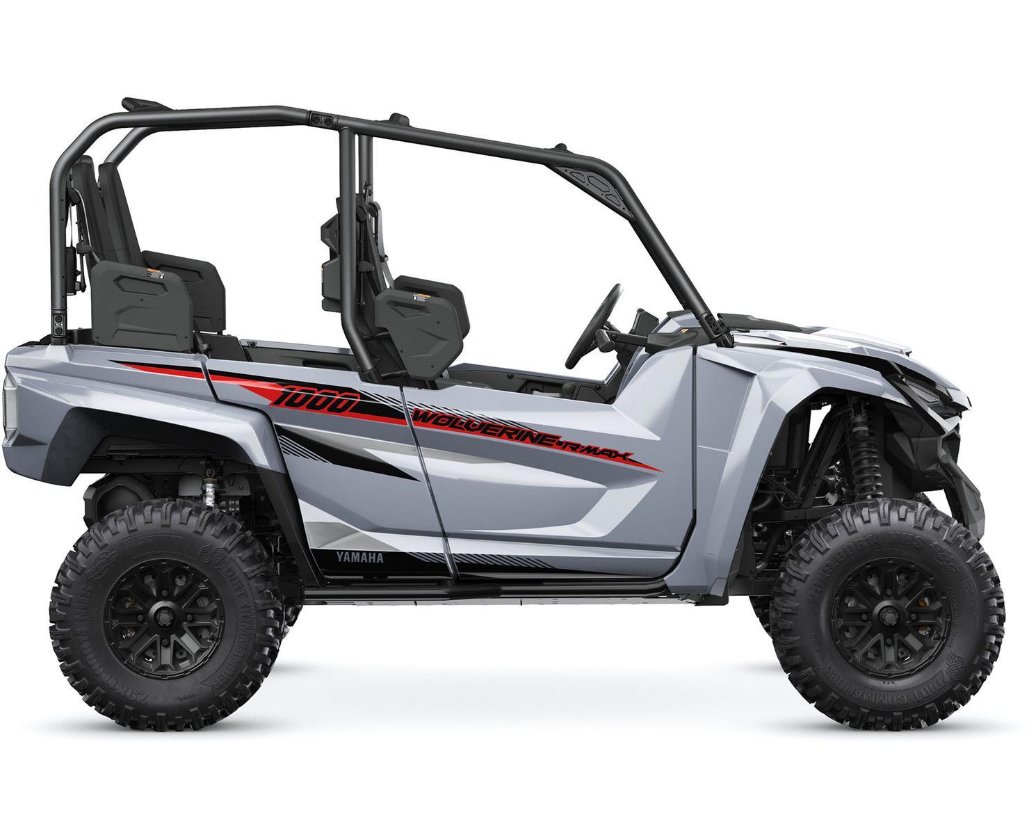2021 Yamaha Wolverine RMAX4 1000 EPS Armour Grey