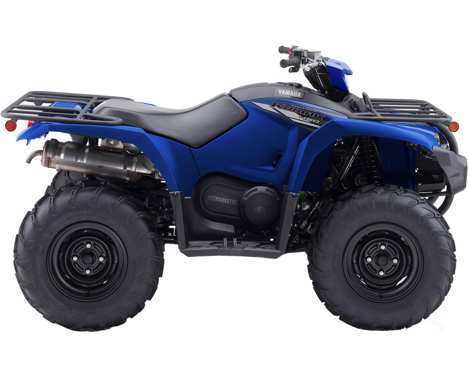 Yamaha Kodiak 450 EPS Bleu De L'Écurie Yamaha 2021