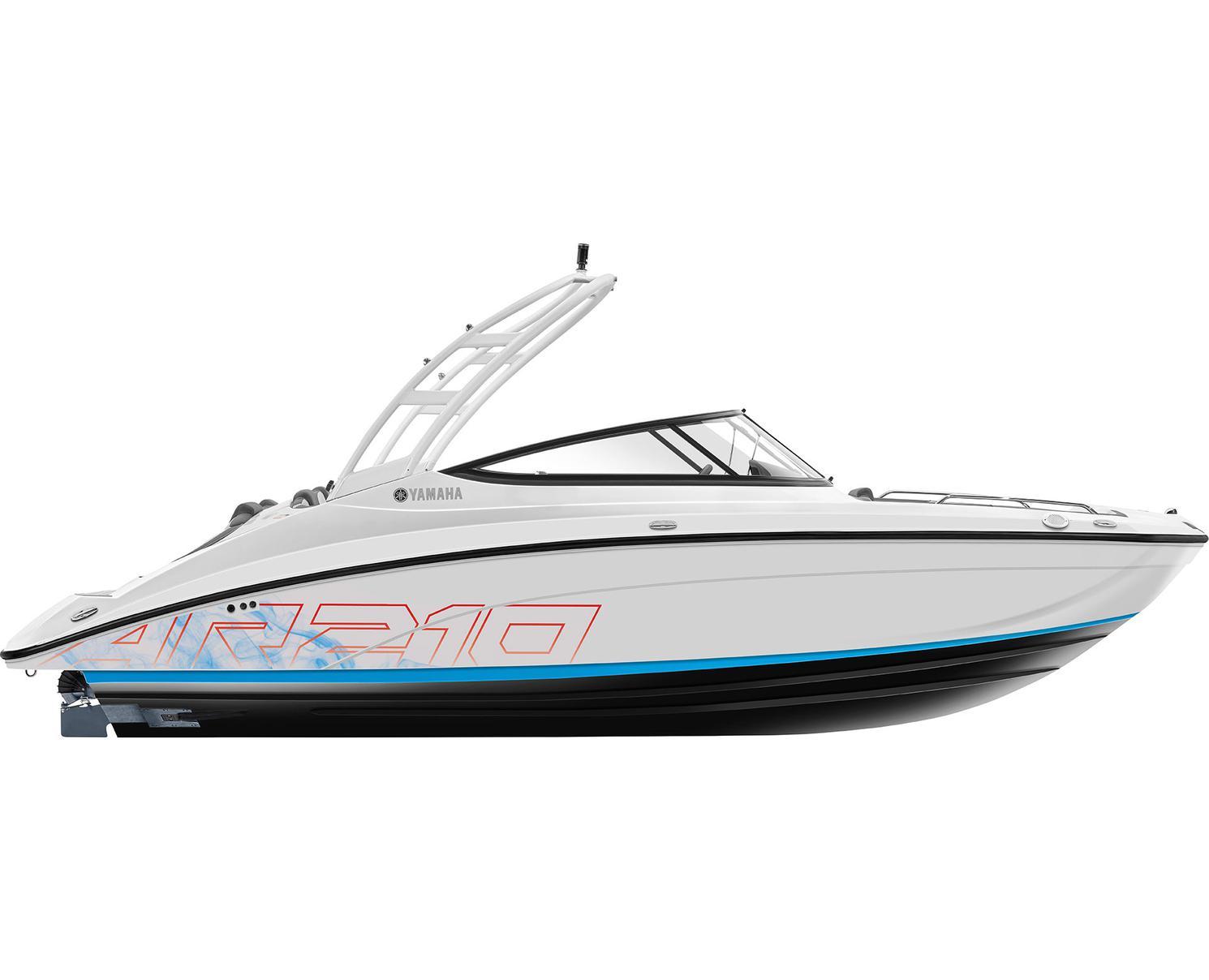 Yamaha AR210 Noir/Blanc 2021