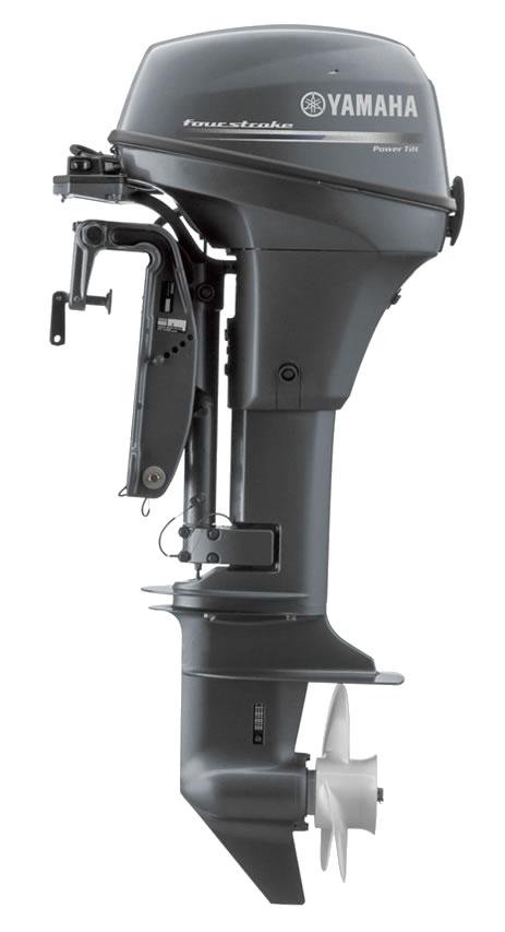 Yamaha T9.9 Gris Bleuté Métallique 2021