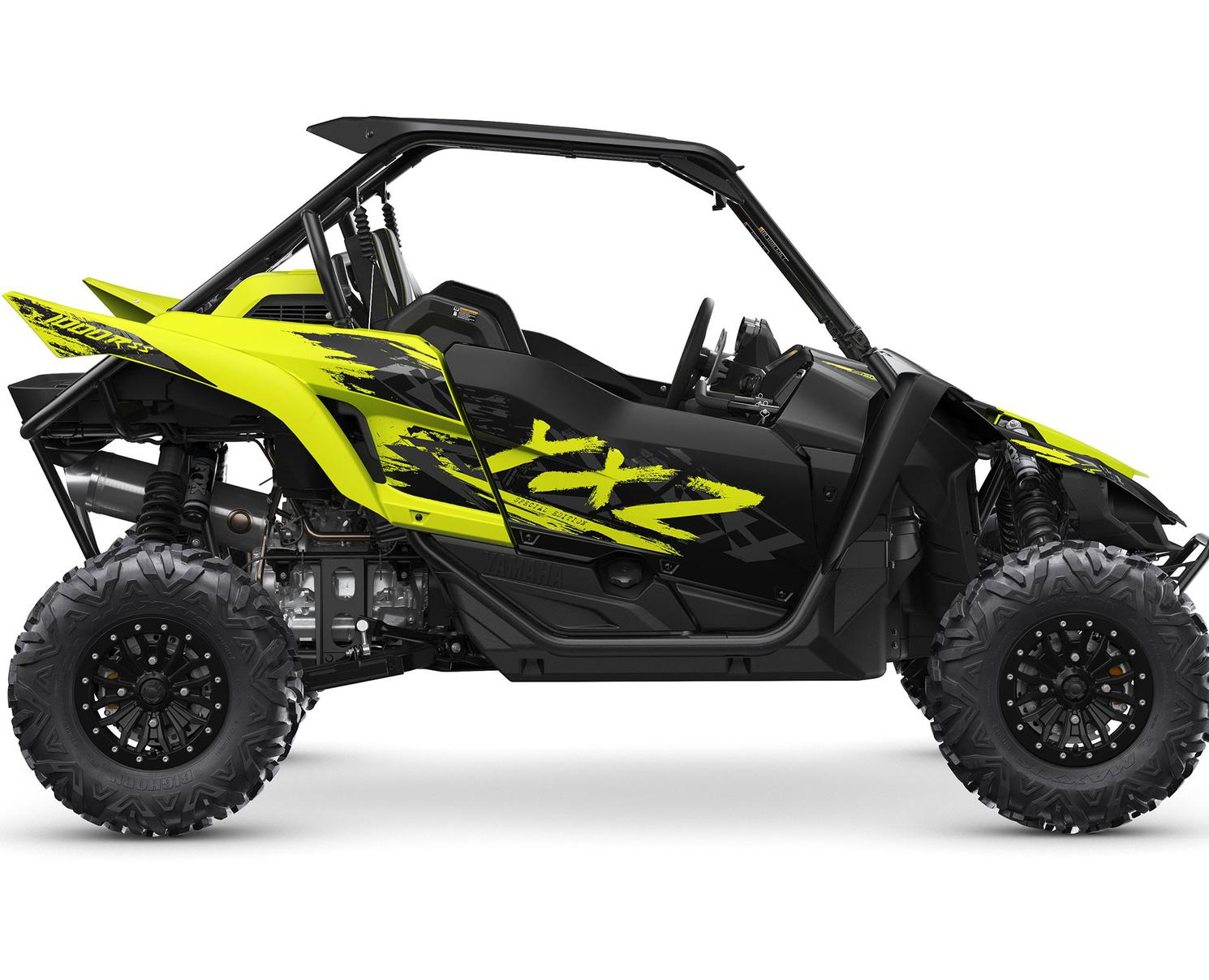 2021 Yamaha YXZ1000R SS EPS SE Yamaha Black