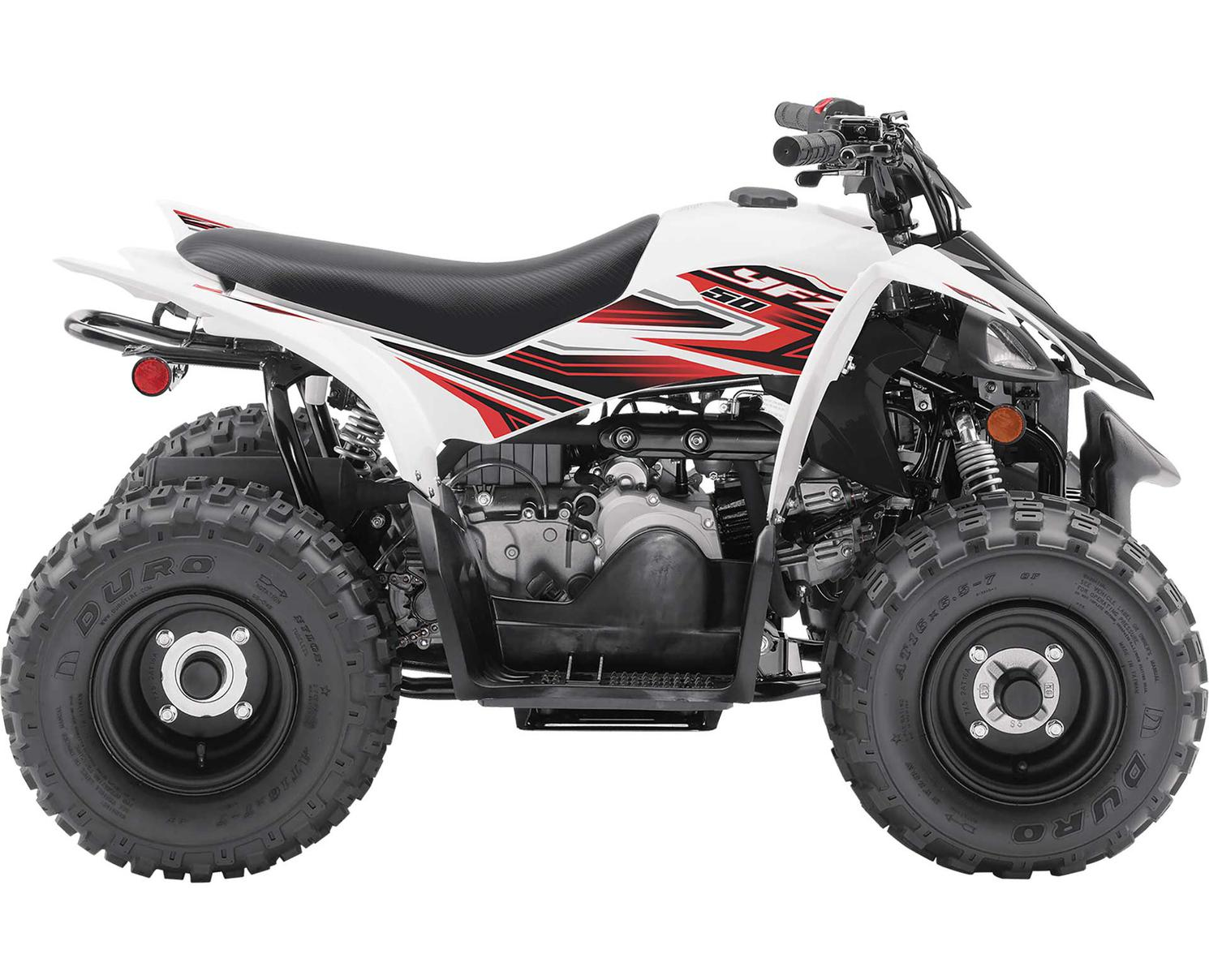 Yamaha YFZ50  Noir/Blanc 2020