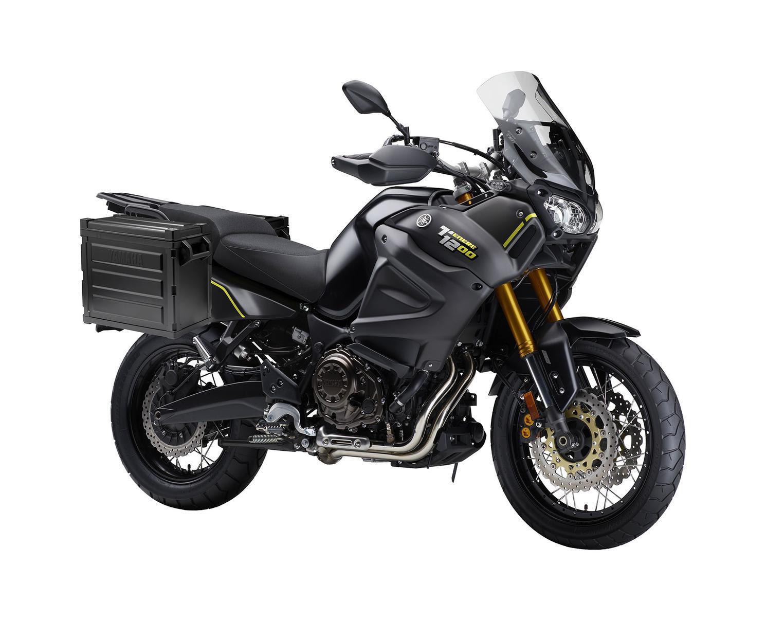 Yamaha Super Ténéré ES Noir Techno 2021