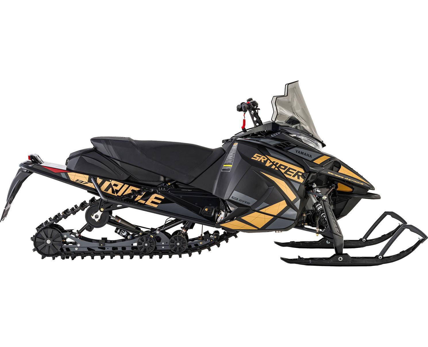 Yamaha SRViper L-TX GT Noir/Or 2021