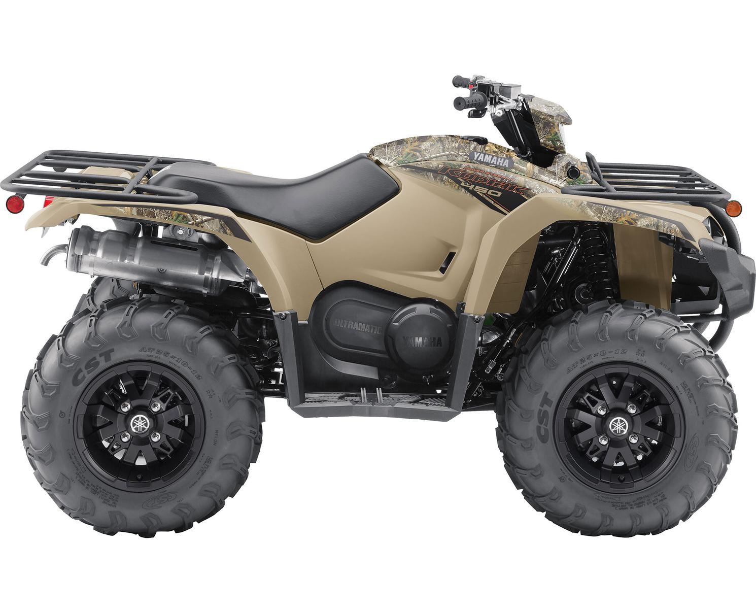 2021 Yamaha Kodiak 450 EPS Fall Beige With Realtree Edge