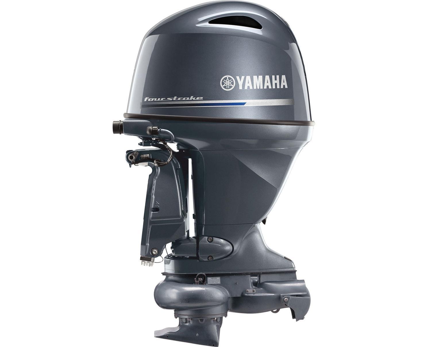 2021 Yamaha F115 Jet Drive Bluish Gray Metallic