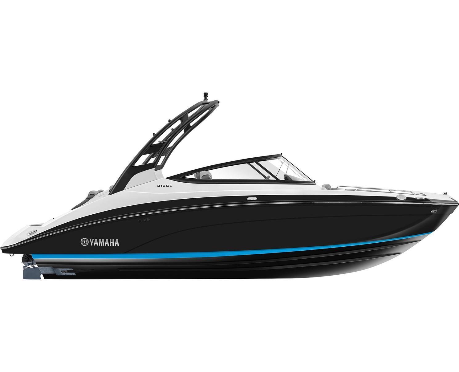 Yamaha 212SE Noir 2021