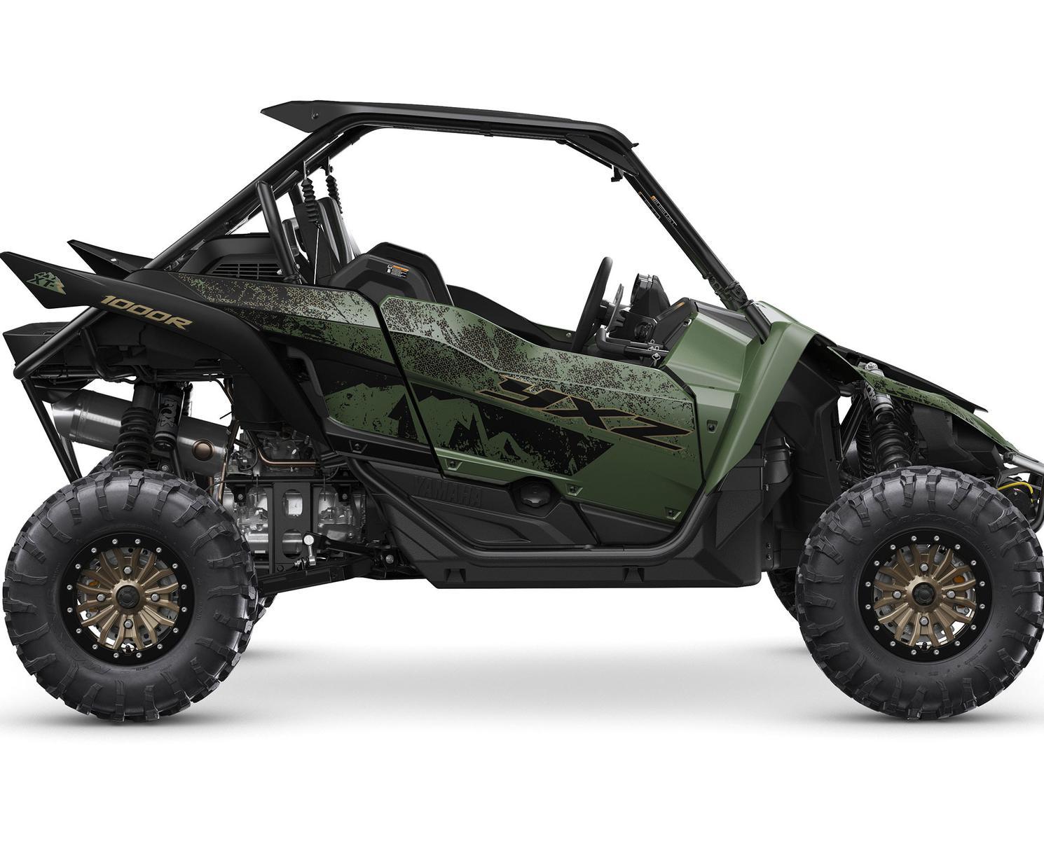 2021 Yamaha YXZ1000R SS EPS SE2 Covert Green