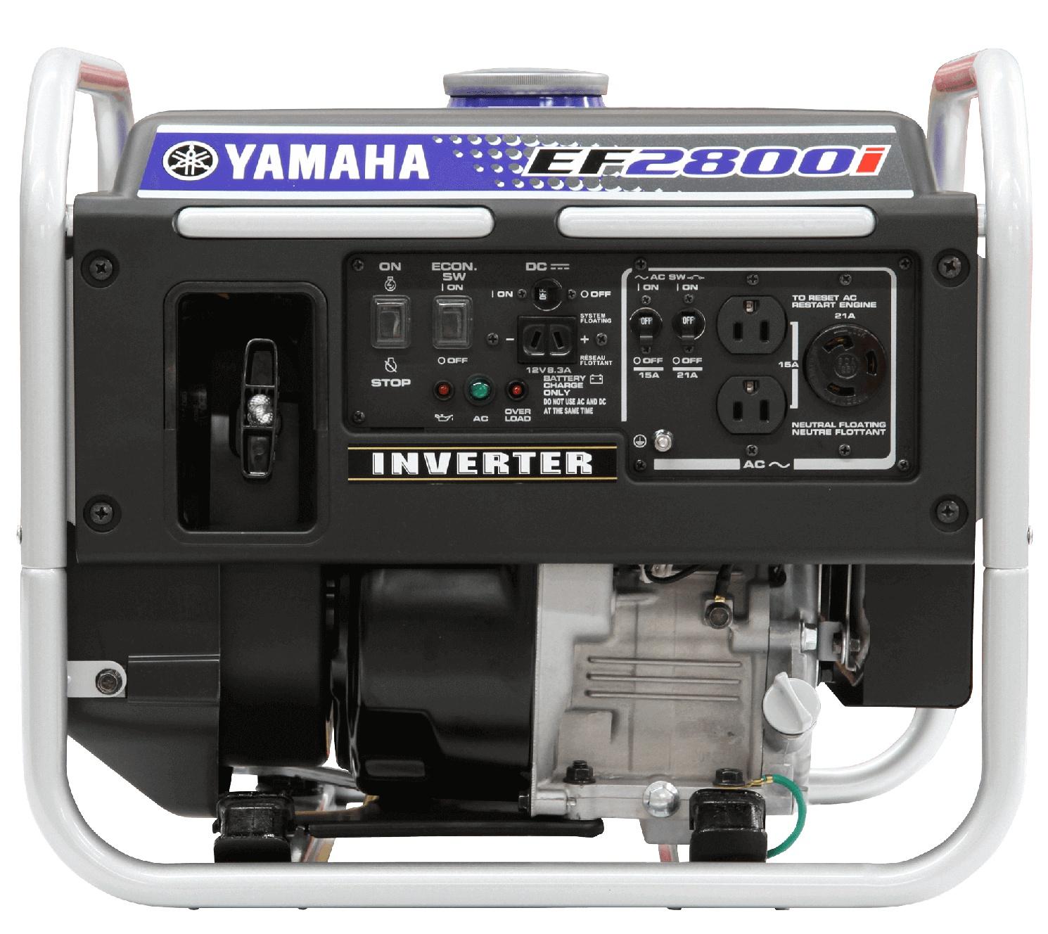 Yamaha Génératrices à inverseur EF2800I