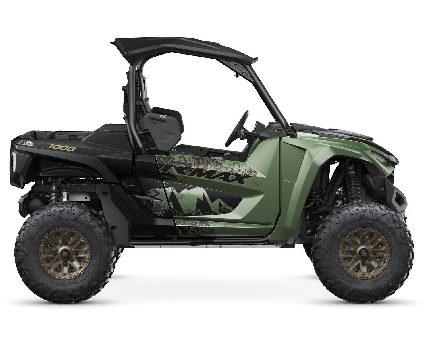 2021 Yamaha Wolverine RMAX2 1000 EPS SE Covert Green