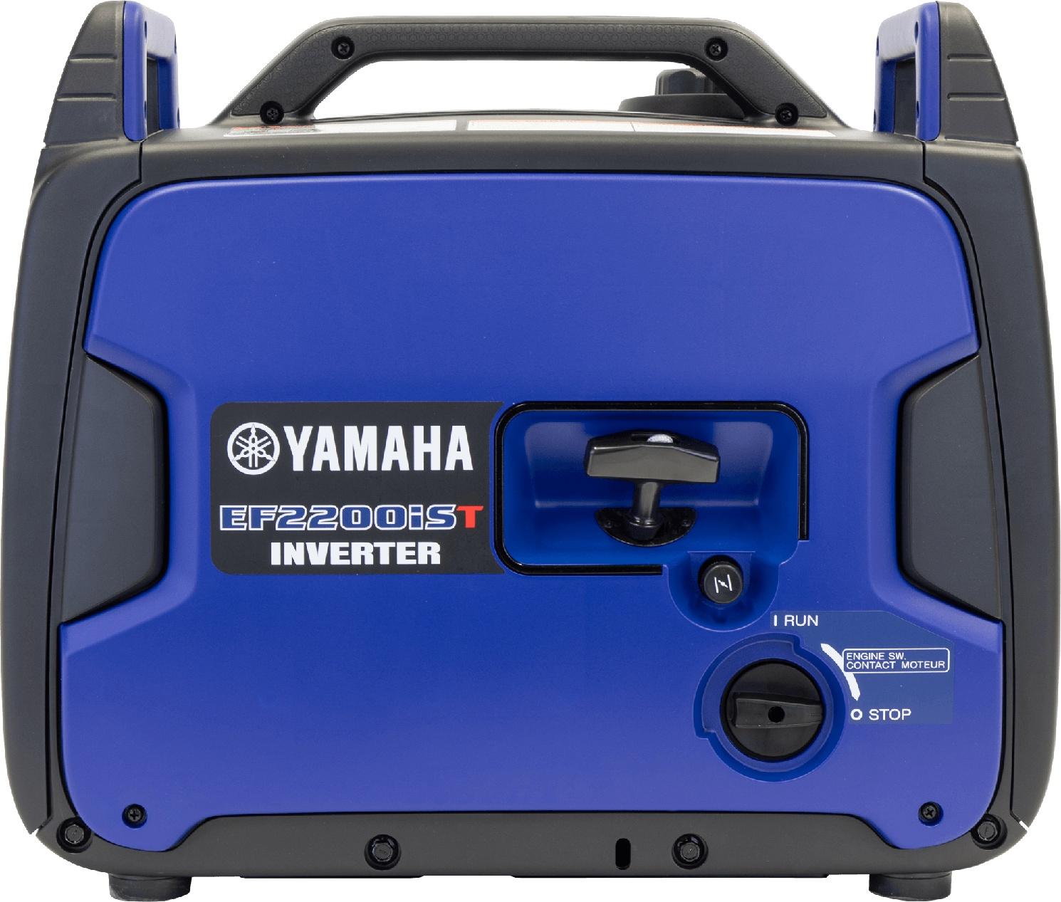 2021 Yamaha EF2200IST Blue