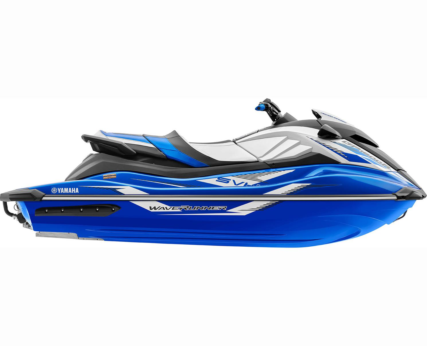 Yamaha GP1800R SVHO Bleu Azur/Blanc 2021