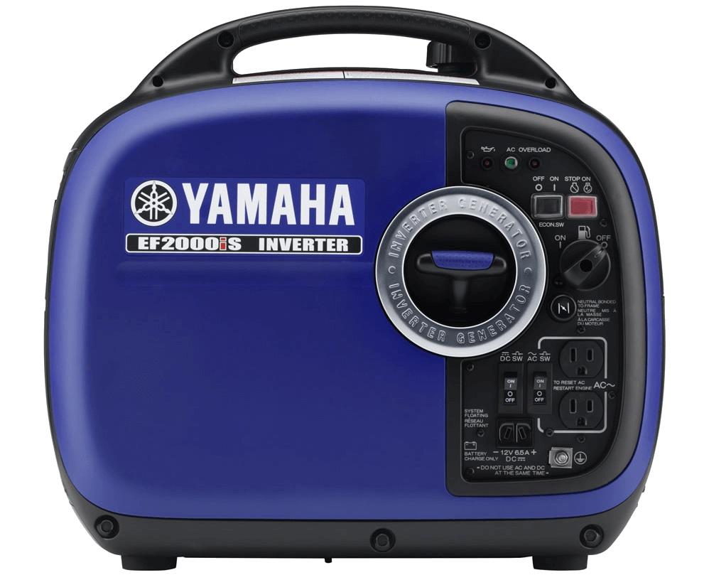 Yamaha Génératrices à inverseur EF2000IS Bleu