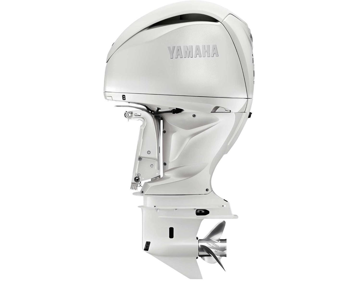 2021 Yamaha F225B White