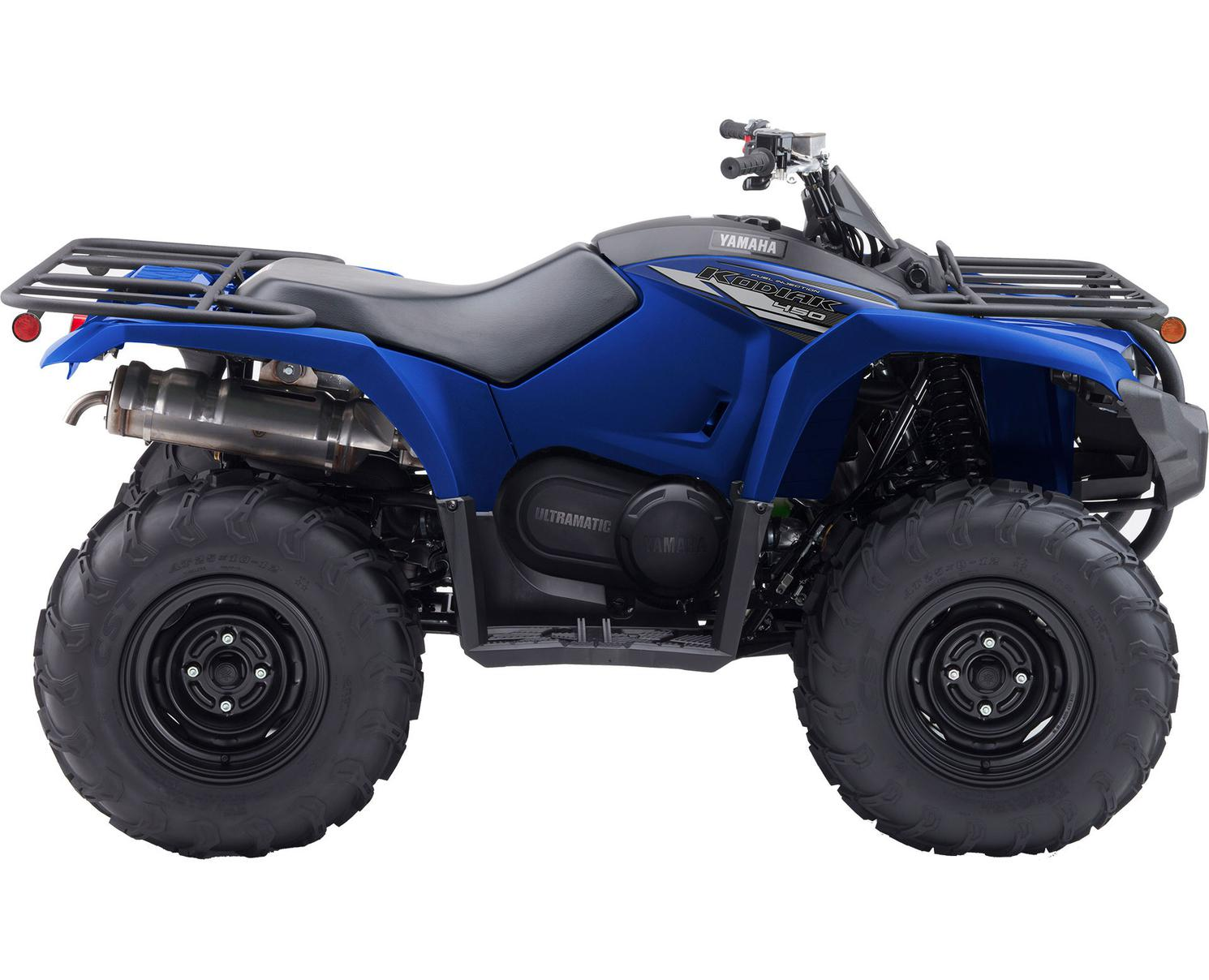 Yamaha Kodiak 450 Bleu De L'Écurie Yamaha 2021