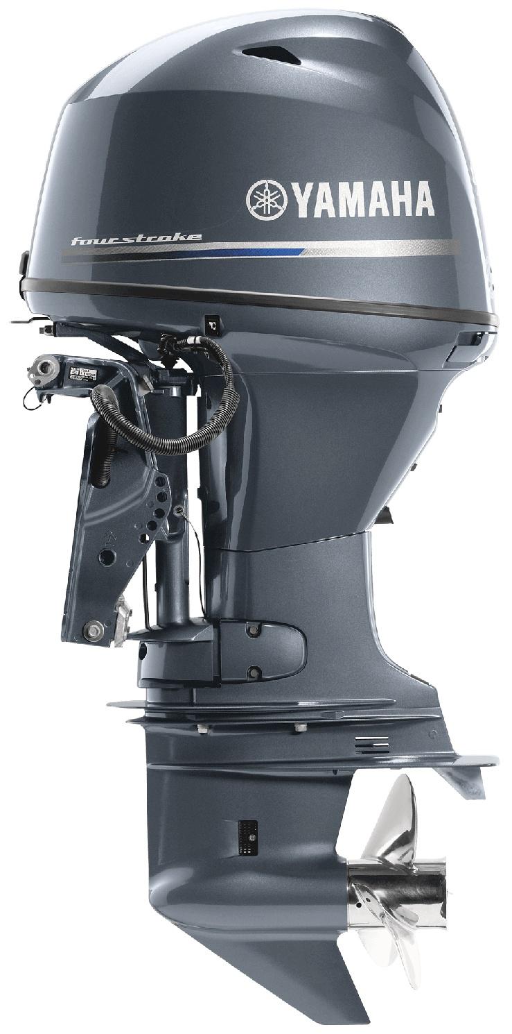 Yamaha T60 High Thrust Bluish Gray Metallic