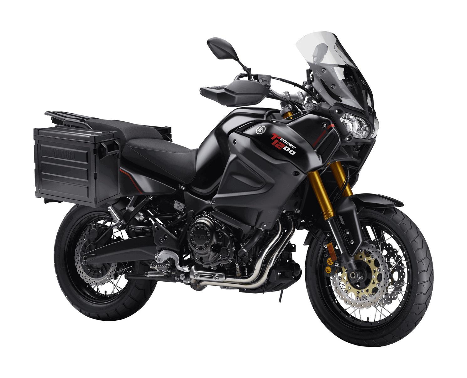 Yamaha Super Ténéré ES Mat Dark Gray Mettalic 6 2020