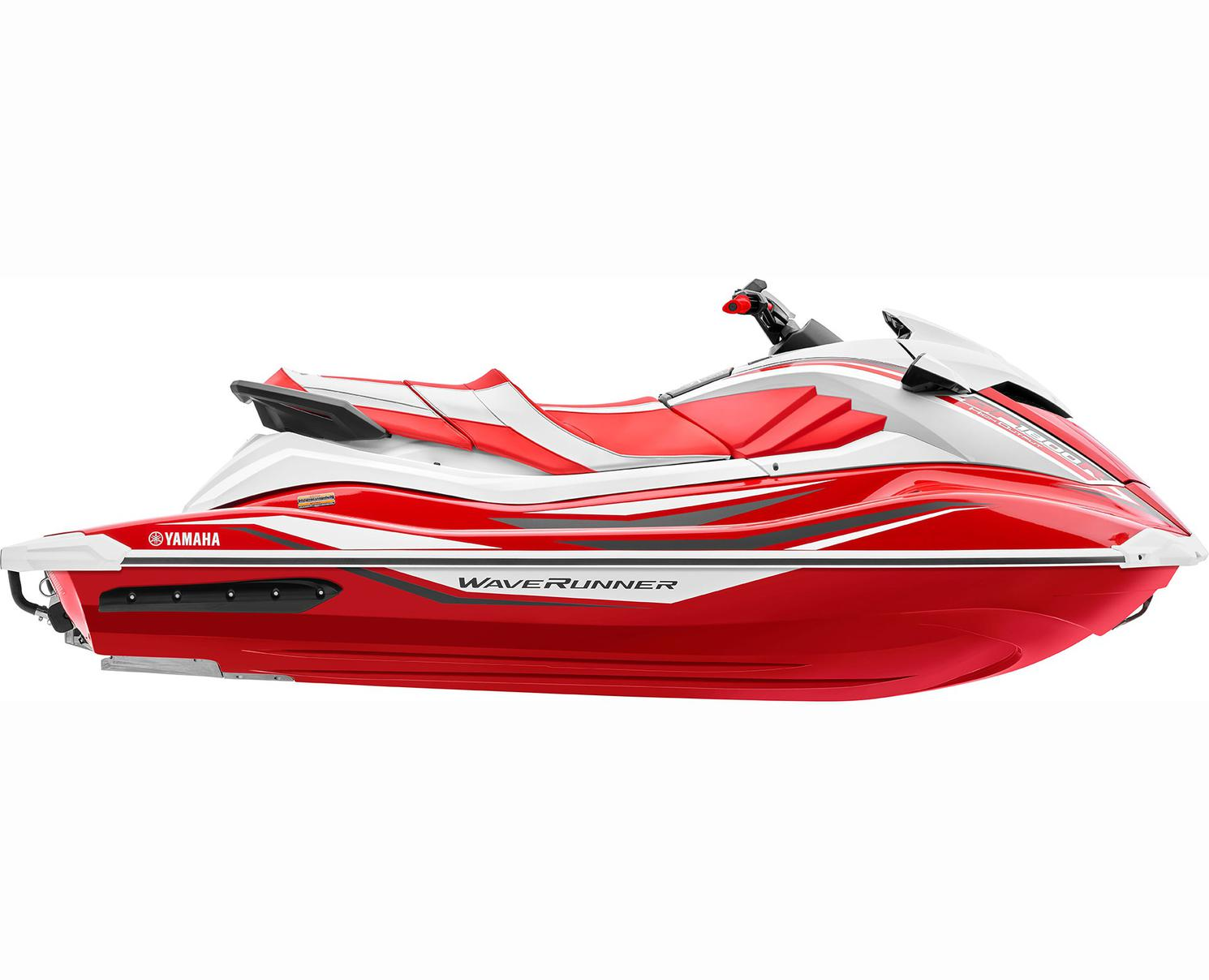 2021 Yamaha GP1800R HO Torch Red/White