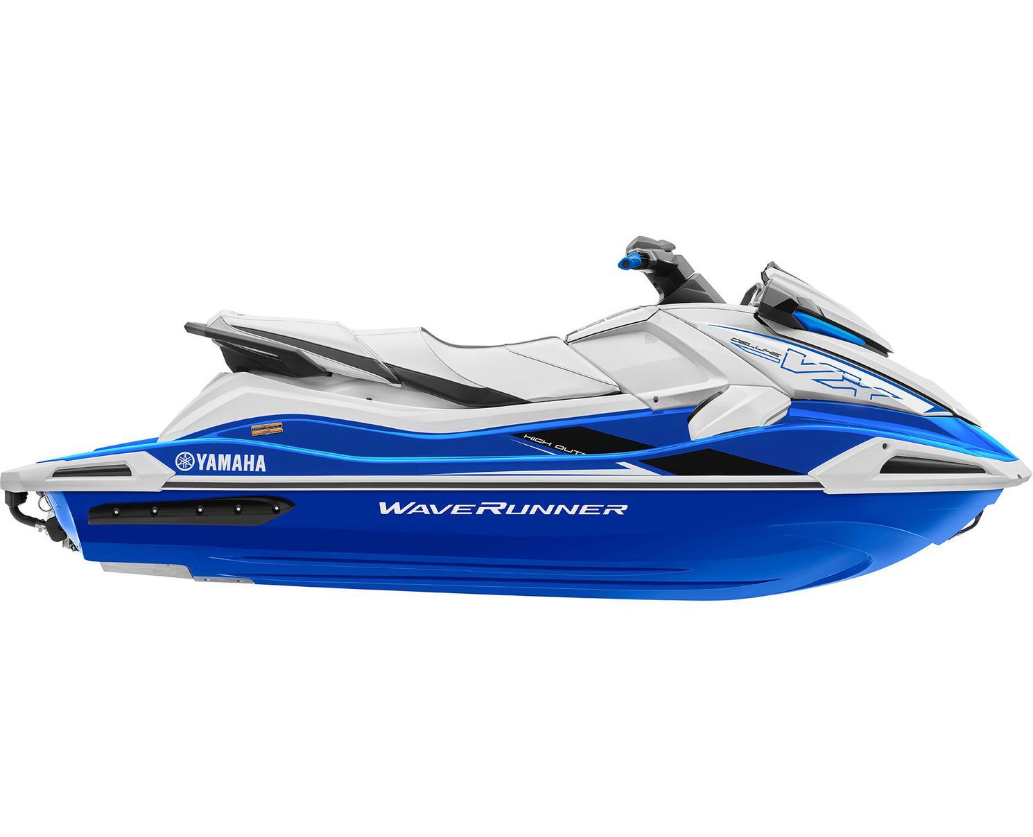 Yamaha VX DELUXE Bleu Azur/Blanc 2021