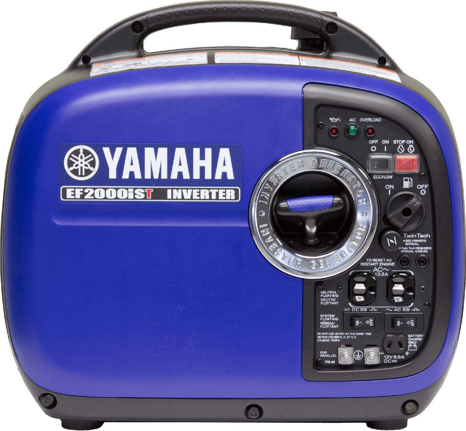 Yamaha Génératrices à inverseur EF2000IST Bleu 2021