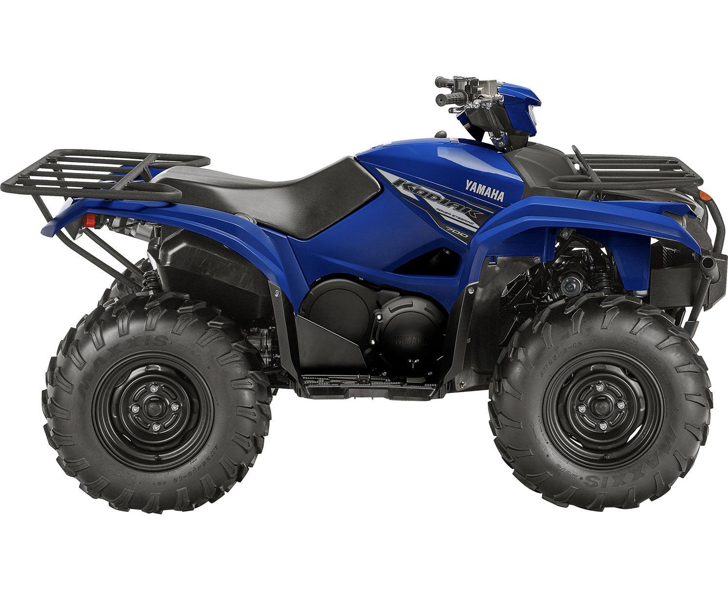 Yamaha Kodiak 700 EPS Bleu De L'Écurie Yamaha 2021