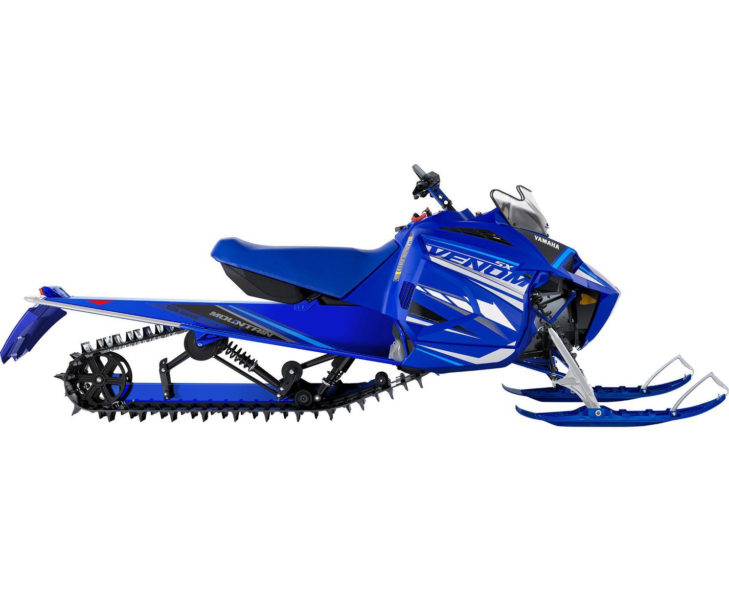 Yamaha SX Venom Mountain Bleu Yamaha De Compétition 2021