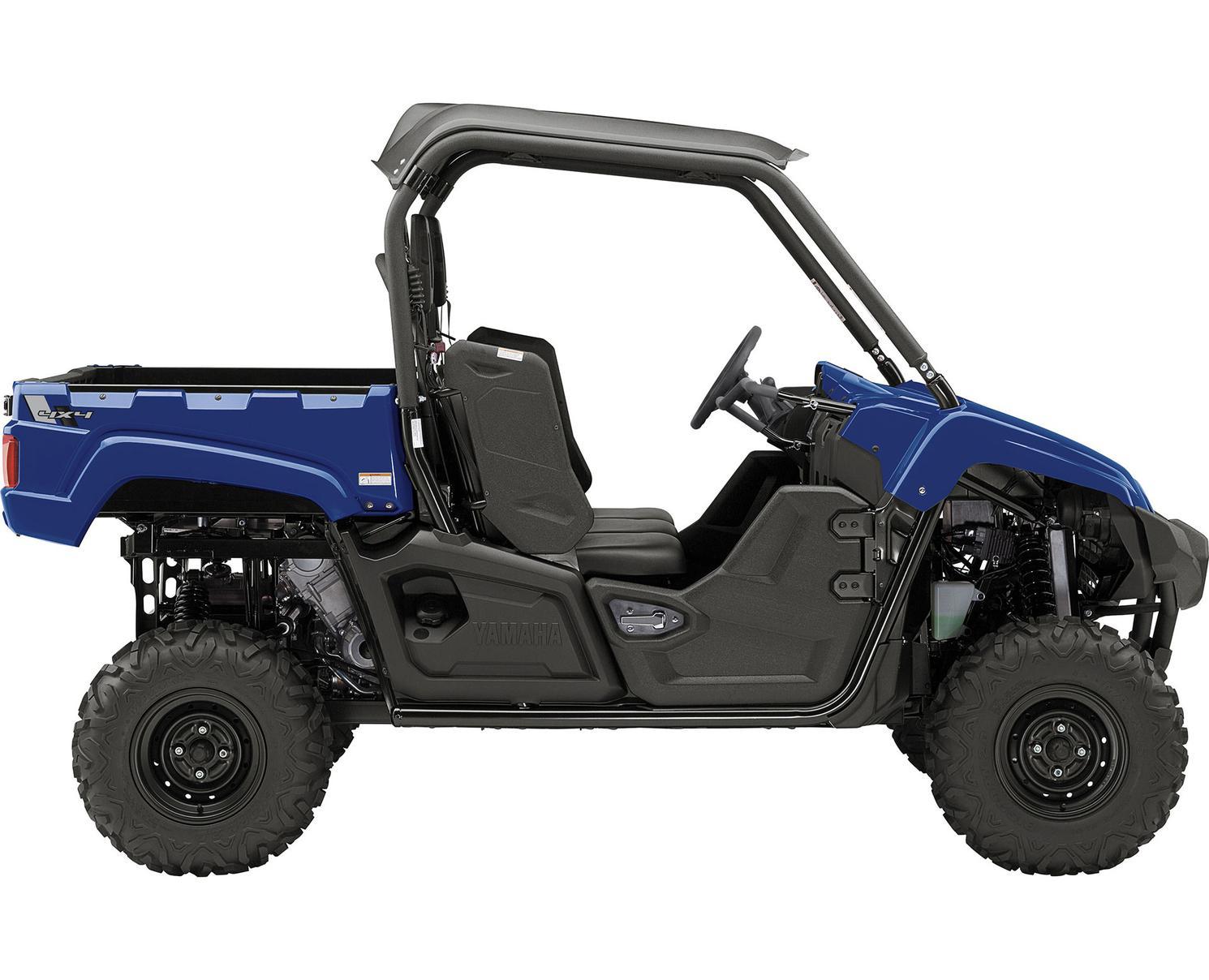 2021 Yamaha Viking EPS Yamaha Blue